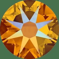 2088 SS12 (3 mm - No hotfix)-Tangerine Shimmer