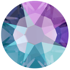 2078 SS16 (3.8 mm - Hotfix)-Tanzanite Shimmer